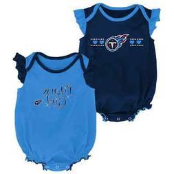 Tennessee Titans nfl INFANT BABY NEWBORN Jersey Shirt 3-6M