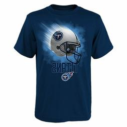 Tennessee Titans nfl Jersey Tee T-Shirt YOUTH KIDS BOYS