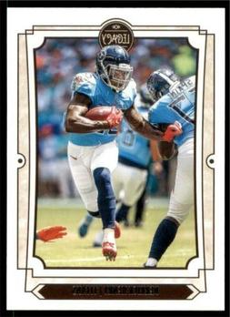 2019 Legacy Base #97 Derrick Henry - Tennessee Titans