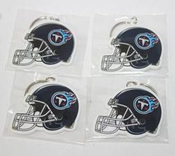 Tennessee Titans Rubber Helmet Keychains Free Shipping