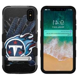 for Apple iPhone Xr , Hard+Rubber Rugged Case Tennessee Tita