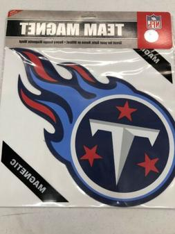"AWESOME TENNESSEE TITANS *BIG* 12"" MAGNET CAR AUTO FRIDGE ME"