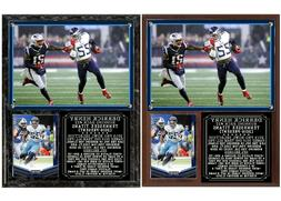 Derrick Henry Tennessee Titans Photo Card Plaque