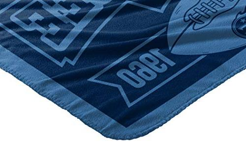 The Northwest Company Tennessee Titans Printed Fleece Throw,