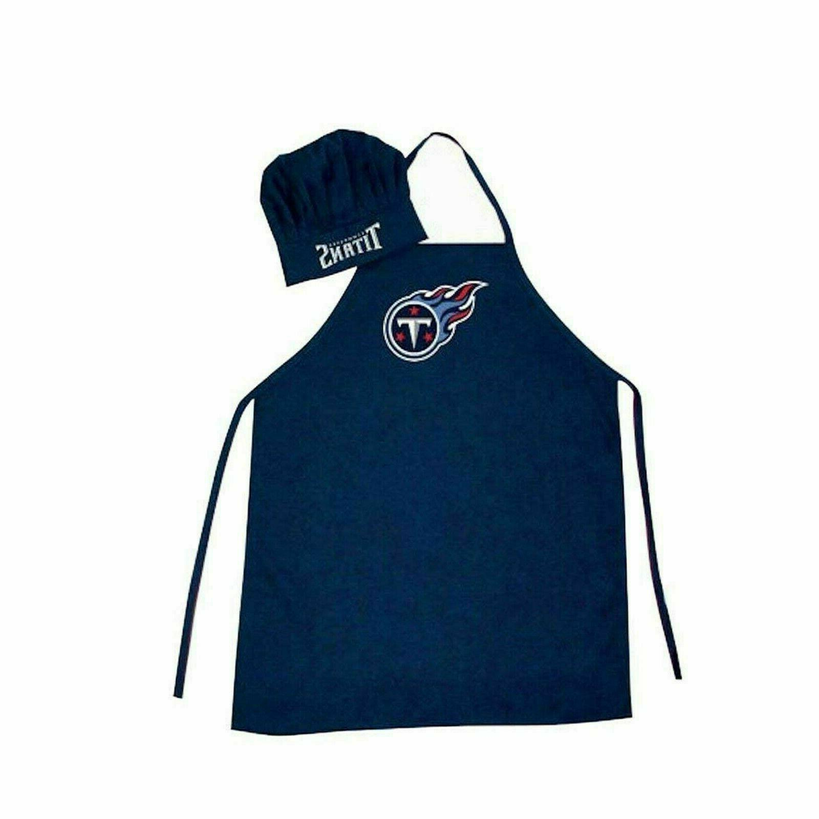 football team tennessee titans chef hat