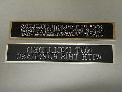 Marcus Mariota Tennessee Nameplate Display 6