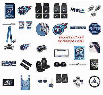 new nfl tennessee titans pick your gear