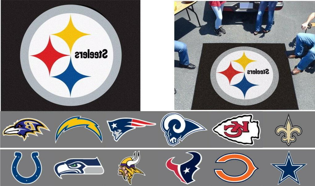 nfl 5 x 6 tailgate area rugs