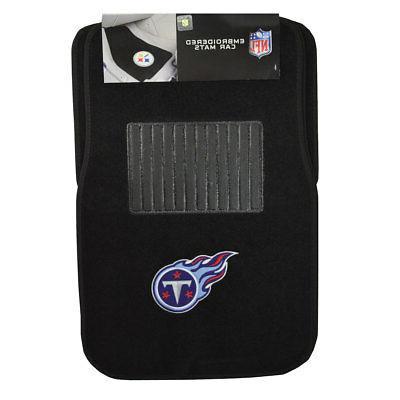 NFL Titans Truck Carpet & Air Freshener Set