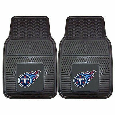 Tennessee Titans Heavy Duty Vinyl Car Mats