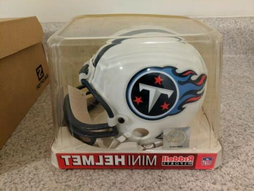 nfl tennessee titans football mini helmet new