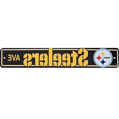 Official NFL Street Sign Licensed 24