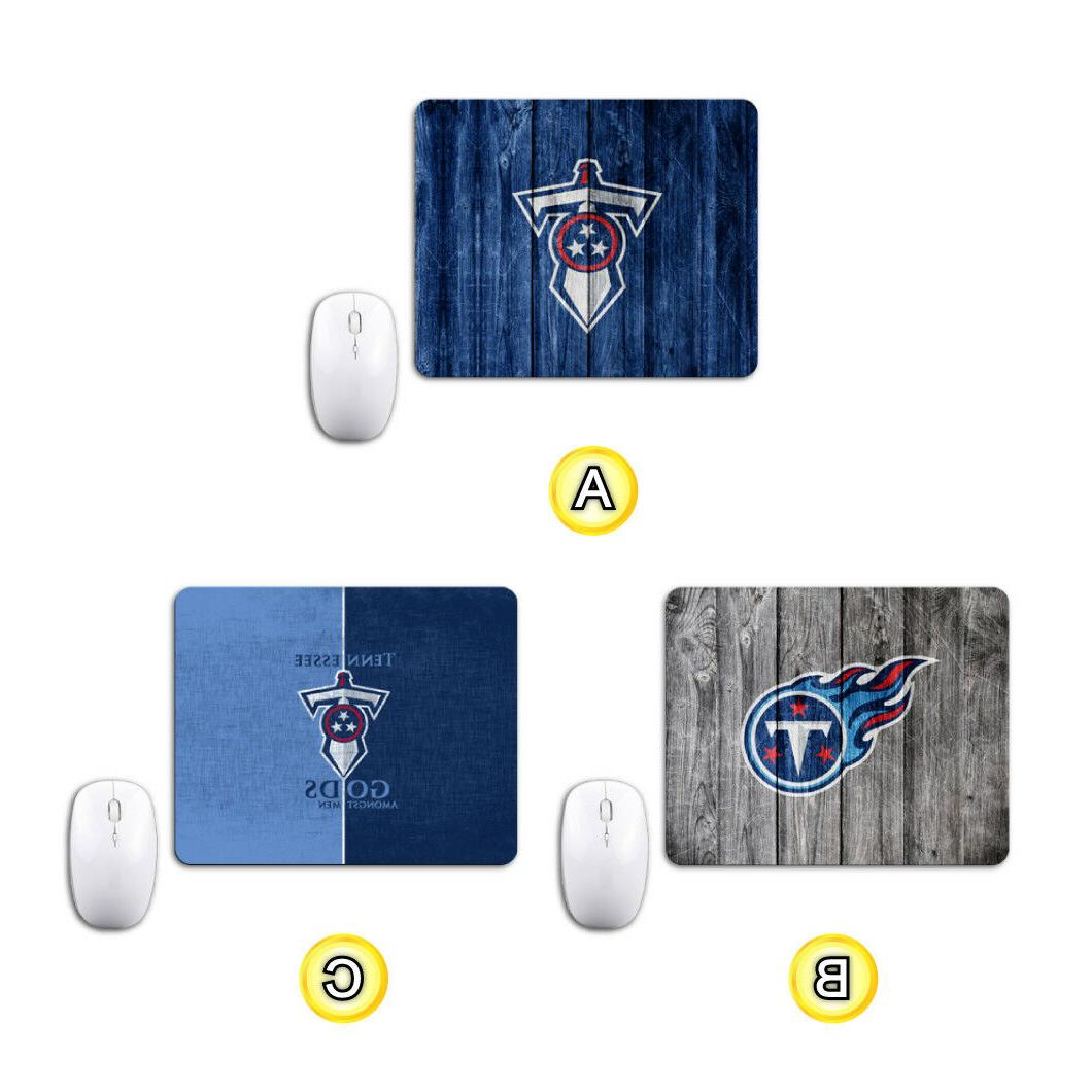 tennessee titans american football mouse pad mousepad