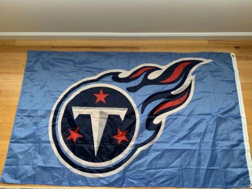 tennessee titans banner flag 3x5