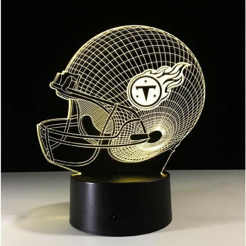 Tennessee Titans Derrick Collectible Decor Lamp