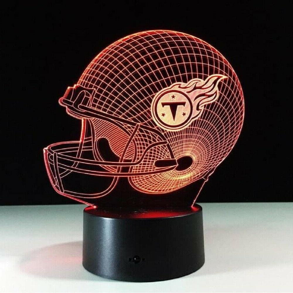 Tennessee Titans Derrick Collectible Home Lamp Gift Tannehill