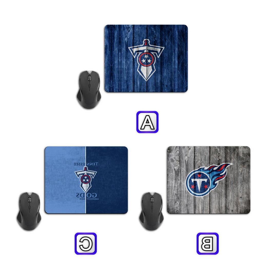 tennessee titans mouse pad mat mice computer