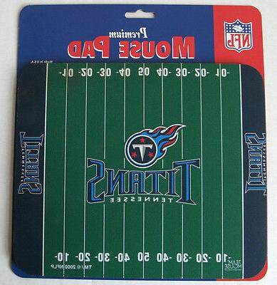 tennessee titans nfl computer mouse pad free