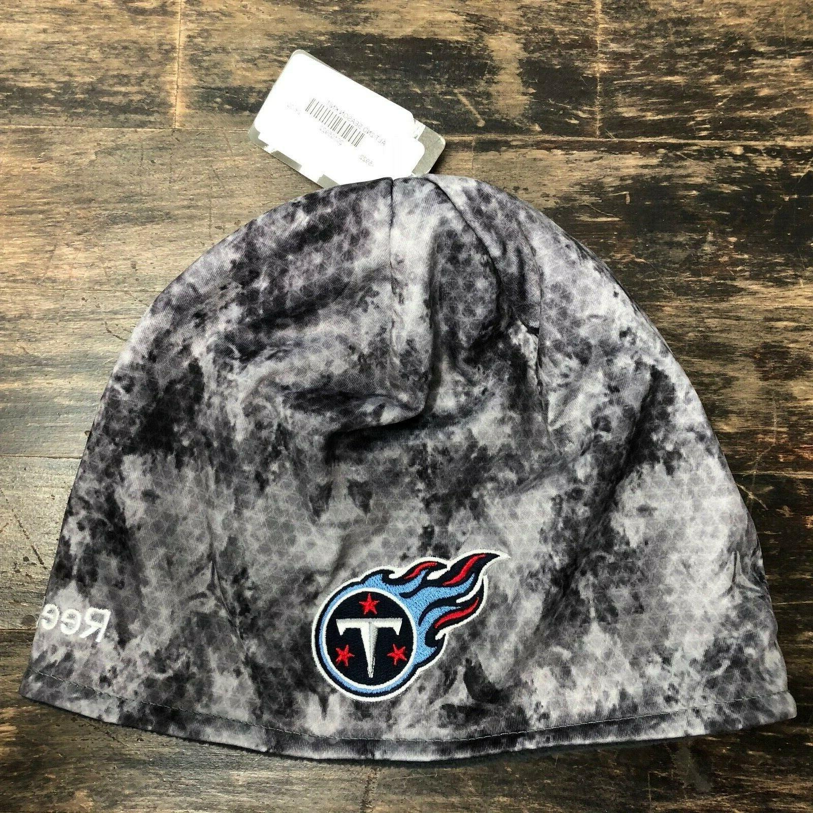 tennessee titans onfield performance apparel osfa beanie
