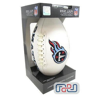 tennessee titans signature series nfl official licensed