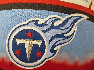 TENNESSEE TITANS NFL DYE THUMBS ATHLETICS FOOTBALL