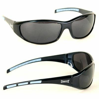 tennessee titans uva uvb protective wrap sunglasses