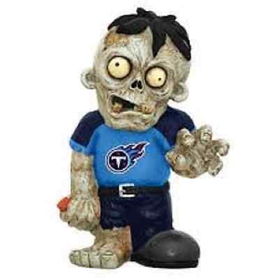 tennessee titans zombie decorative garden gnome figure