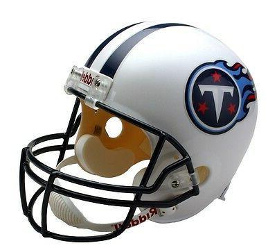 titans full size replica helmet 3 pack