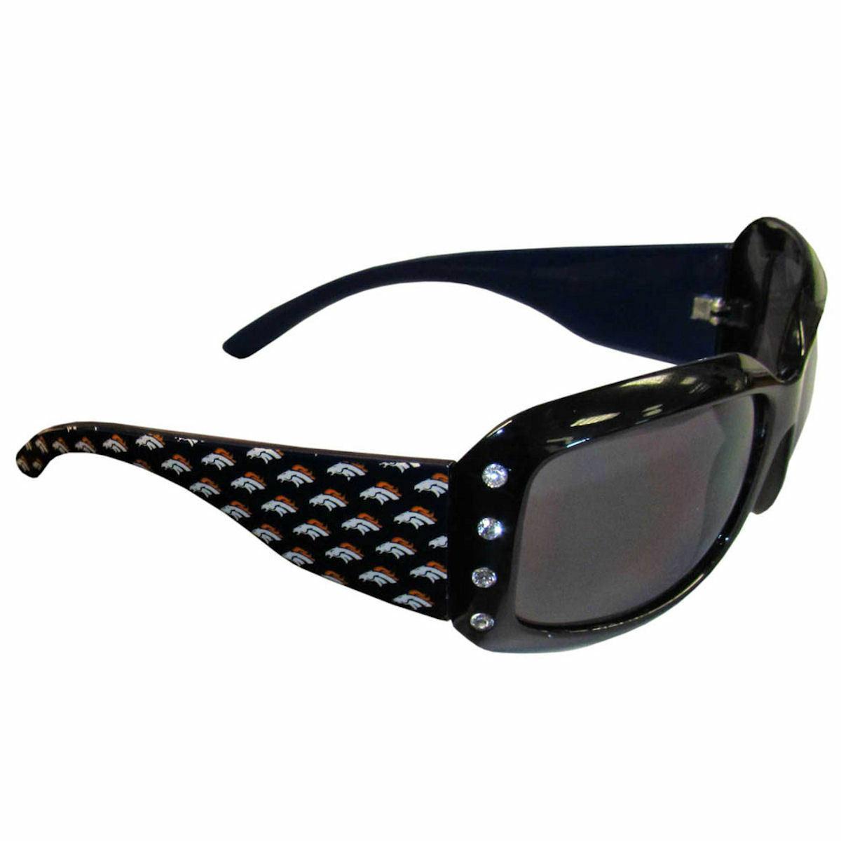women's designer bling sunglasses crystal TEAM