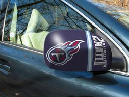 Licensed NFL Tennessee Titans Car Mirror Covers - Trucks/Lar