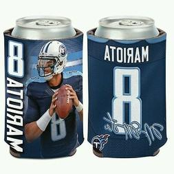 MARCUS MARIOTA TENNESSEE TITANS Can Bottle Coozie Cooler FRE