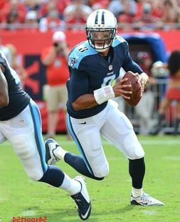 Marcus Mariota Tennessee Titans Football Player Glossy 8 x 1