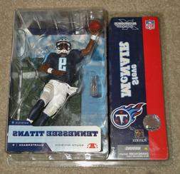 McFarlane NFL Series 8 Tennessee Titans Steve McNair figure