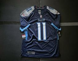 Nike Men's Tennessee Titans AJ Brown #11 Game Jersey  - Size