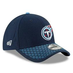 New Era Men's Tennessee Titans Sideline Official 39THIRTY Fl