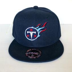NEW Mens Tennessee Titans Baseball Cap Fitted Hat Multi Size