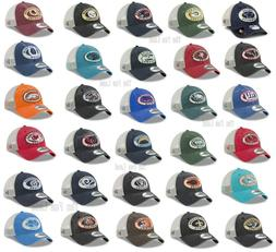 New NFL Patched Pride New Era Relaxed Fit Snapback Trucker C