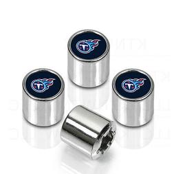 New NFL Tennessee Titans Car Truck Chrome Finish Tire Valve