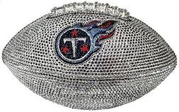 NEW NFL Tennessee Titans Football Made with Swarovski® Crys