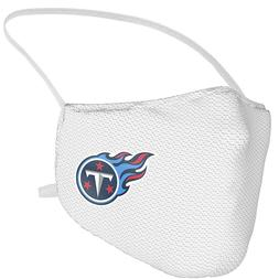 New Tennessee Titans Fanatics Adult Logo Face Covering Face