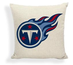 New Tennessee Titans Pillow Case, Gift for Her Mom Him Dad,