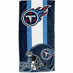 Northwest NFL Beach Towel ZONE Tennessee Titans 76x152cm