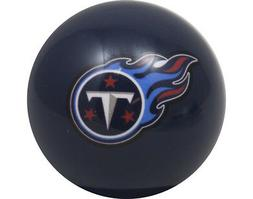 NFL Imperial Tennessee Titans Pool Billiard Cue/8 Ball - Blu