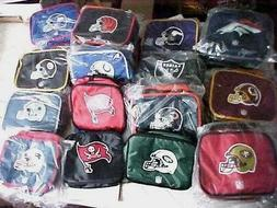 NFL LUNCH BOX/BAG  SOFT SIDE GREAT FOR WORK OR SCHOOL  NEW I