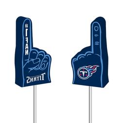 nfl tennessee titans 1 fan antenna topper