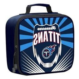 NFL Tennessee Titans Adult / Kids Insulated Lunch Box Bag Sc