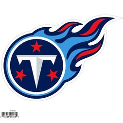 "Siskiyou NFL Tennessee Titans 8"" Automotive Magnet"