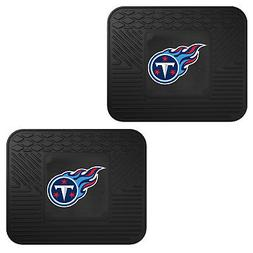 NFL Tennessee Titans Car Truck 2 Back Utility All Weather Ru