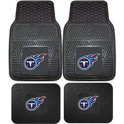 NFL Tennessee Titans Car Truck Rubber Vinyl Heavy Duty All W