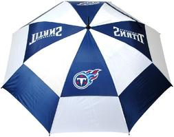 NFL Tennessee Titans 62-Inch Double Canopy Umbrella